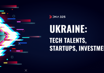 Ukraine Tech talents, Startups, Investments