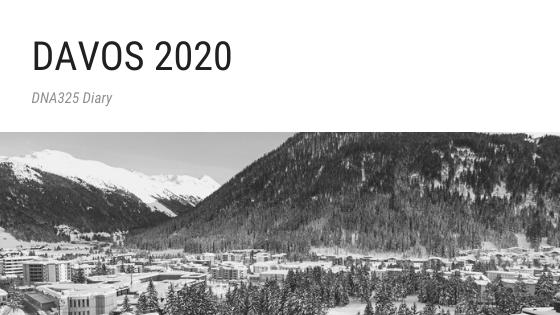 davos 2020 diary