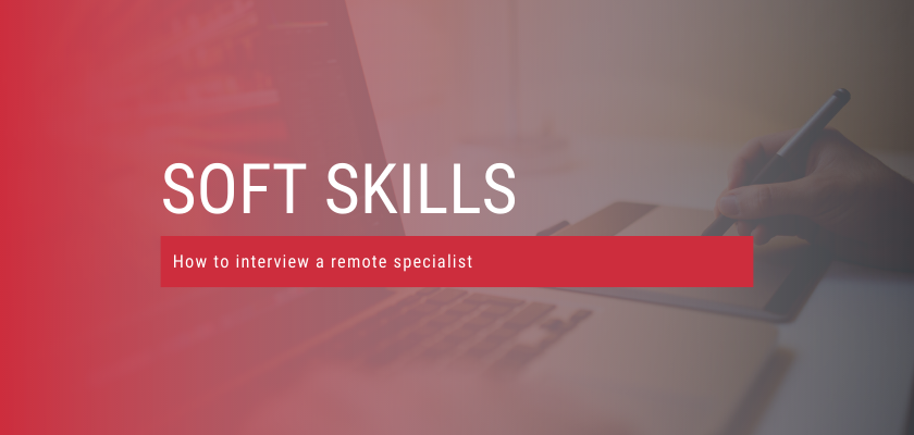 How to interview a remote specialist