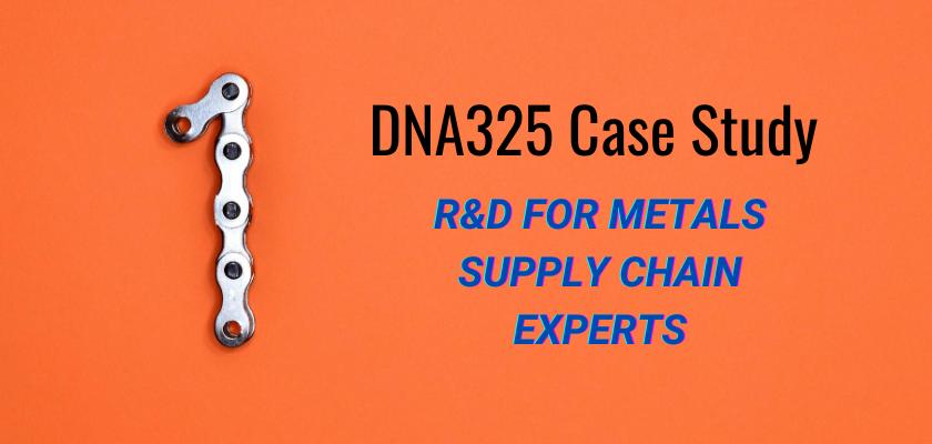 DNA325 Case Study