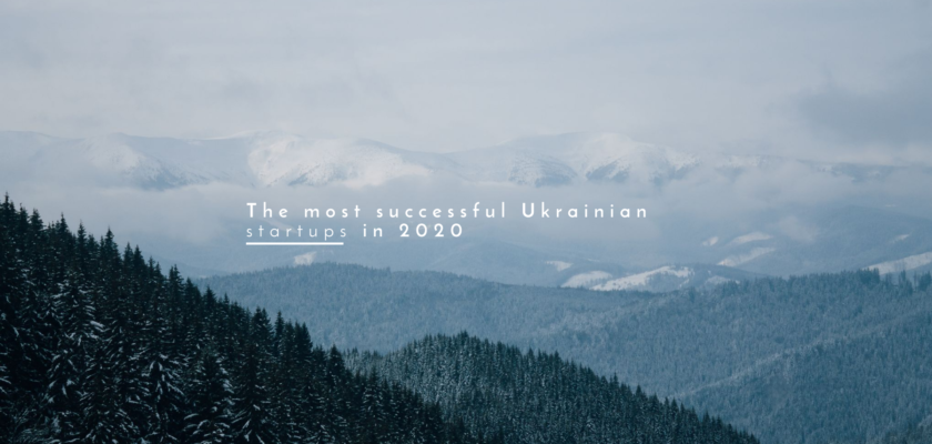 The most successful ukrainian startups in 2020
