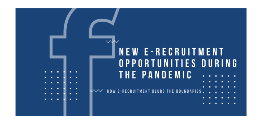 New E-Recruitment Opportunities During the Pandemic
