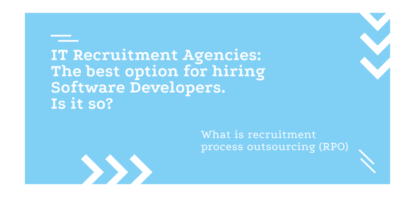 IT Recruitment Agencies: The best option for hiring Software Developers